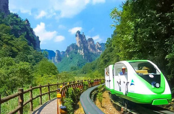 7D6N Winter Tour for Changsha-Fenghuang-Zhangjiajie-Tianmenshan-Grand canyon-Changsha