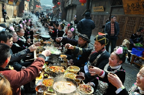China's Minorities Tour for Fenghuang-Xijiang-Zhaoxing-Sanjiang-Guilin