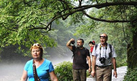 Zhangjiajie Inbound Tour is