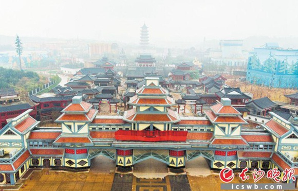 Changsha Fantawild Oriental Heritage to open in June