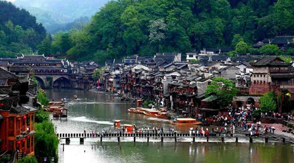 May Day Holiday Events in Hunan