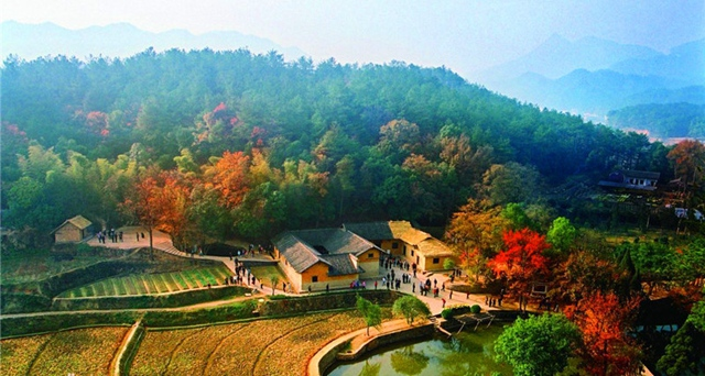 Nine Hunan Villages Honored as China's Beautiful Leisure Villages