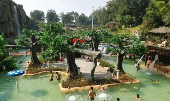 Hunan Hot Springs Recommendation
